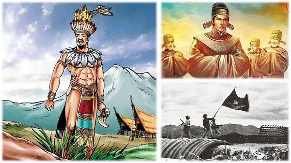 Nhà nước văn Lang dưới thời các vua Hùng đã tồn tại 2622 năm