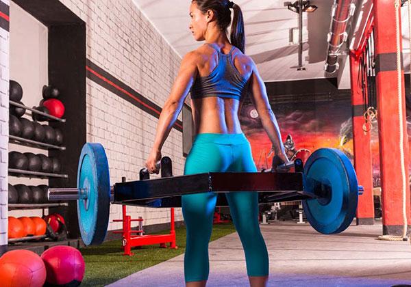 Tập gym cần một sự quyết tâm và kiên trì vô cùng lớn