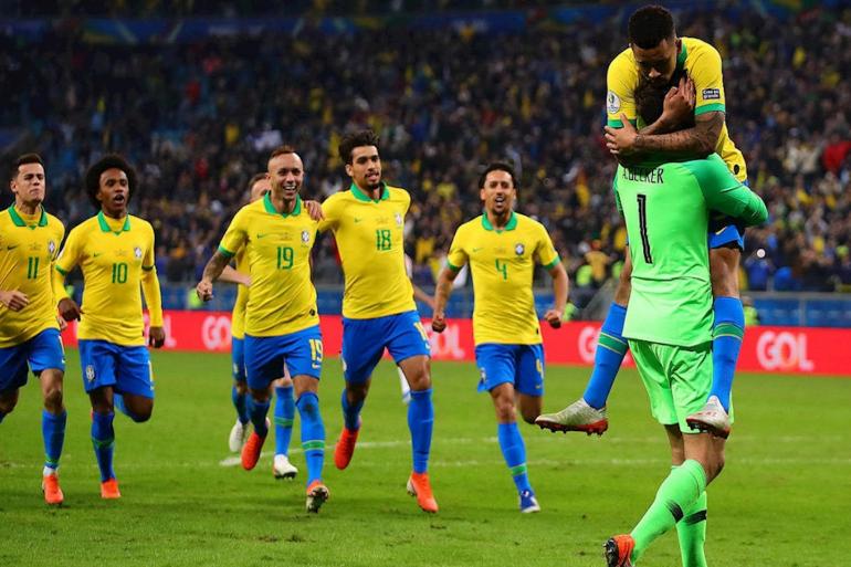 Bạn cũng cần xem vị trí của Brazil trong bảng xếp hạng trước khi chọn kèo.