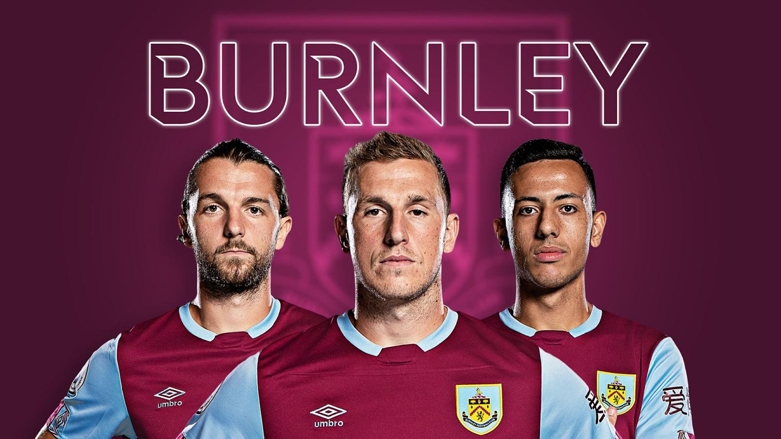 CLB Burnley đang có sự sa sút trầm trọng về phong độ