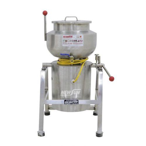 Máy xay giò chả 3kg phù hợp sản xuất 30kg giò mỗi ngày