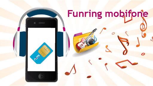 Dịch vụ nhạc chờ Funring của Mobifone