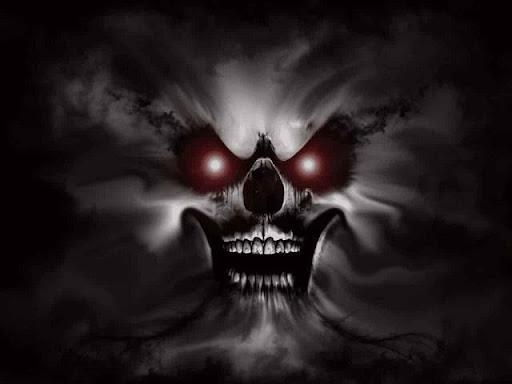 Thấy quỷ chắc chắn là hình ảnh vô cùng đáng sợ